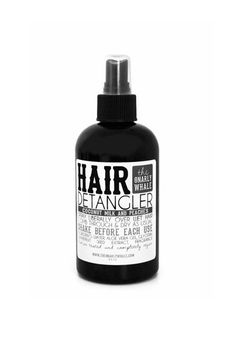 Clutch Product: A sweet-smelling conditioning sprayGnarly Whale Coconut Milk and Peaches Hair Detangler, $11, available at Etsy.