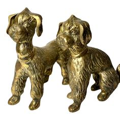 Hollywood Regency, Vintage Hollywood, Vintage Frames, Vintage Metal, Metal Containers, Faux Stained Glass, Doorstop, Poodle, Bookends