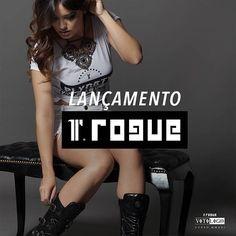 """Rogue Apparel e sua coleção """"Vitiligo"""". #fridom #rogueapparel #rogue011"""