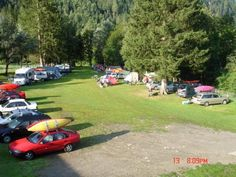KARINTHIË, Mölltal, Flattach Alpencamping Raggaschlucht, 19,30euro, Kleine, maar zeer familiaire camping bij de bekende Raggaschlucht.