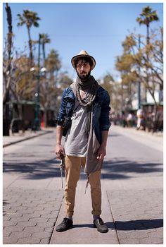 Streetgeist Federico street style portrait