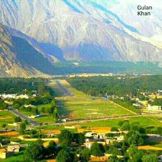 Awesome beauty of the Gilgit Baltistan Pakistan