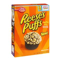 I'm learning all about Reese's Puffs Muffin Mix at @Influenster!