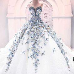 Wedding dress Jacy Kay haute couture