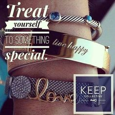 KEEP is a brand new company and brand, under the Stella & Dot family. At KEEP Collective, we share a deep belief that living a happy life comes from always keeping in mind what truly matters: Love, Faith, Family, Friendships & Adventure. KEEPing these thing close to your heart is important....and with KEEP you can design a beautiful bracelet or necklace to tell your story!! Think about your passion, where your heart is, your hobbies, your loves! https://www.keep-collective.com/with/annette