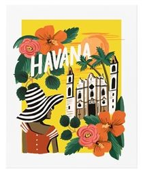 Rifle Paper Co. Havana Prints designed by Anna Bond