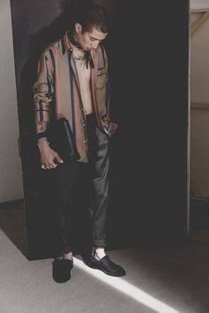 3.1 Phillip Lim Spring 2017 Menswear Fashion Show