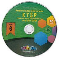 CD PANDUAN PENGAJARAN TEMATIK  UNTUK GURUSD/MI KELAS 6