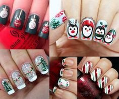 Christmas is a time to celebrate, spend time with friends and family and decorate in a festive manner. Decorating doesn't only pertain to your home. You can also decorate your nails to match the season. Take a look at this list of Christmas Nail Art for inspiration.