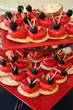 A Bella Bug Birthday Party