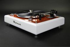 Thorens TD 145 Plattenspieler Turntable Designerstück revidiert in TV, Video & Audio, Heim-Audio & HiFi, Plattenspieler/Turntables | eBay