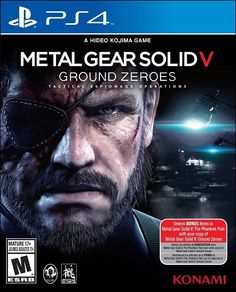 LEGEND. HERO. MERCENARY.  Play as legendary hero Snake and infiltrate a Cuban military base to rescue the hostages. Can you make it out alive?