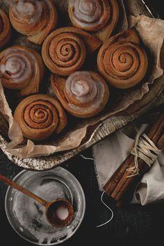 Kraina Sosny: cynamonowe rollsy