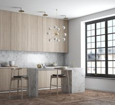 Birch & Wood designar luckor i massivt trä och MDF till IKEA samt andra stommar. Måttbeställda fronter till kök, badrum och garderober i valfri NCS färg.