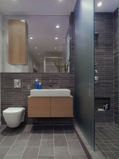 Bad Fliesen Grau | Bathroom | Pinterest Graues Badezimmer