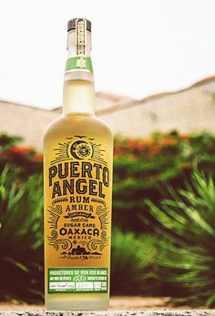 canales & co puerto angel rum PD
