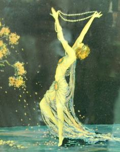 Art Nouveau-Marion Crowe