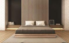 ✓ 80 Modern Minimalist Bedroom Ideas – Best Home Decorating Ideas - Page 23 Modern Minimalist Bedroom, Modern Master Bedroom, Stylish Bedroom, Modern Bedroom Design, Master Bedroom Design, Large Bedroom, Bed Design, Home Bedroom, Bedroom Decor