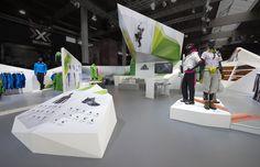 adidas exhibition trade show design - Google Search