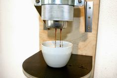 B E T A - eine alternative Espressomaschine Coffee Machine, Coffee Maker, V60 Coffee, Nespresso, Kitchen Appliances, Open Source, Manual, Cocktails, Alternative