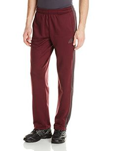 adidas Performance Men's Ultimate Fleece 3-Stripes Pant, Large, Maroon/Dark Grey Heather Solid Grey adidas Performance http://www.amazon.com/dp/B00OMYQQVW/ref=cm_sw_r_pi_dp_4nDHub1DNF6TA
