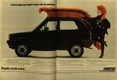 Fiat Panda ad