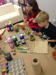 Arts & Crafts Camp Roswell, GA #Kids #Events