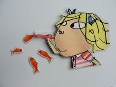 upcycle old storybooks into storybook magnets