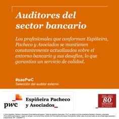 Los profesionales que conforman Espiñeira, Pacheco y Asociados se mantienen constantemente actualizados sobre el entorno bancario y sus desafíos, lo que garantiza un servicio de calidad.