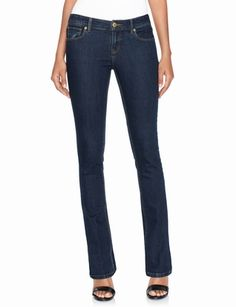 312 Slim Bootcut Jeans from THELIMITED.com