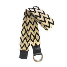 Camel Belt | Wayuu Crafts