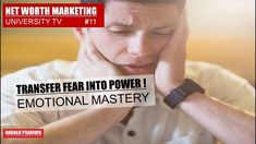Worries, stress, fears and fears - are just an idea in our mind of a possible future that has not happened yet . Marketing News, Direct Selling, Net Worth, No Worries, Channel, Stress, University, Shit Happens, Tv