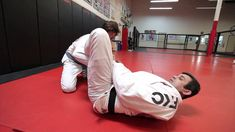 """Jiu Jitsu Techniques - Triangle From Spider Guard """"I can't wait to practice this it looks like such a money maneuver."""""""