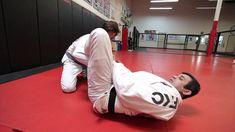 Jiu Jitsu Techniques - Triangle From Spider Guard