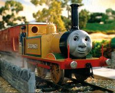 Wooden Train, Thomas The Tank, Old Video, Thomas And Friends, Engineering, Magic, Seasons, Classic, People