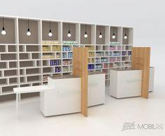 www.mobil-m.es #farmacia #medicamento #diseño #mostrador info@mobil-m.es