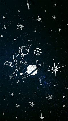 Pin by ada be on planet doodle galaxy wallpaper, wallpaper space, screen wa Space Wallpaper, Dark Wallpaper, Cute Wallpaper Backgrounds, Screen Wallpaper, Cute Wallpapers, Iphone Wallpaper, Image Clipart, Art Clipart, Wallpaper Galaxy Tumblr