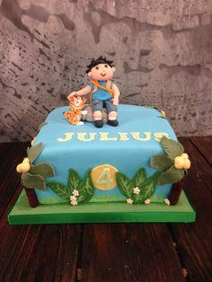 Diego taart
