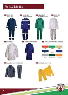 Navy And White, Blue Grey, Safety Gloves, Rain Suit, Ear Protection, Color Khaki, Rain Wear, Green And Orange, Coats For Women