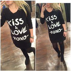 Kiss & Love In Meerdere Kleuren