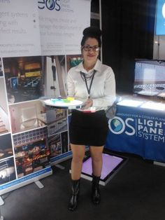 EOS Light Panel System Event   Hospitality Design Expo   Event Staffing   LED   Hospitality Design   Model   Model Staff    Promotional Model   Promo Staff   Sales Staff   Promotions   Event   Event Services Event Staffing Services   Event Job   Brand Ambassador   Product Launch   Product Sampler   Staffing Services   Staffing Agency   Actor   Talent   Canada   www.NationalEventStaffing.com