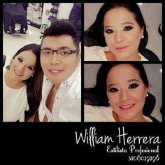 ¿Buscas un estilo glamouroso, lindo, sexy, atrevido, sensual, femenino, natural, suave, de día, de noche? Asesórate conmigo y lleva el ideal para ti. Llámame o escríbeme 3108019196 ¡Un abrazo de tu amigo y Estilista Profesional William Herrera! #FelizLunes #Belleza #Estilista #Peluquería #Maquillaje #Look #Caleñas #Hermosas #CaliCo #Colombia #MAC #Estilo #Glamour #Recogidos #Ondas #Color #Iluminaciones #Bayage #Asesoría #Profesional…