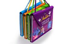 Groupon - Disney Carry-Along 4-Book Bundle in Online Deal. Groupon deal price: $17.99
