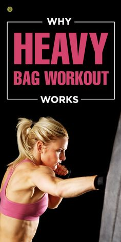 kivihealth: Heavy Bag Workout- What is it and what are its Benefits