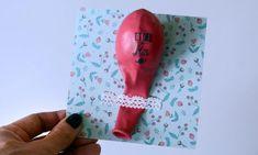 un ballon à gonfler pour annoncer la naissance de bébé