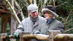 See Charles and Camilla's sweetest moments on their 10th anniversary