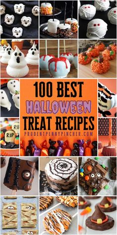 Halloween Goodies, Halloween Desserts, Halloween Food For Party, Halloween Candy, Holidays Halloween, Scary Halloween, Easy Halloween Decorations, Holiday Crafts For Kids, Holiday Recipes