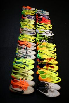 Boots are seen in the Ecuador dressing room prior to the 2014 FIFA World Cup Brazil Group E match between Switzerland and Ecuador at Estadio Nacional on June 15, 2014 in Brasilia, Brazil. (Photo by Clive Mason - FIFA/FIFA via Getty Images)