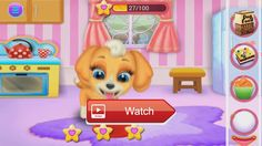 😸 My Cute Little Pet Android Gameplay Video Kids Learn to Care Cute Little Puppy 🐶 My Cute Little Pet Android Gameplay Video Kids Learn to…