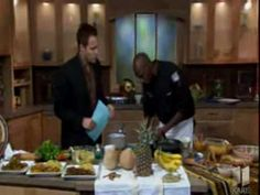 Somali Food Cooking on T.V Part Deux. with Jamal Hashi.  Owner of Safari Expres restaraunt Jamal Hashi joins and Kare11(NBC Affiliate) for a morning cooking show. This is the second video..Showcasing somali food and putting it on the map.